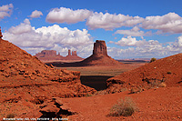 Monument Valley - East Mitten Butte