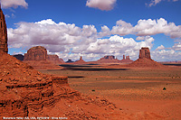Monument Valley - Uno scorcio icona del West