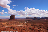 Monument Valley - Merrick's Butte