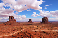 I parchi nazionali - Monument Valley