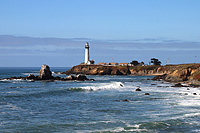 La California - Faro di Pigeon Point