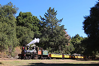 La California - Roaring Camp Railroad